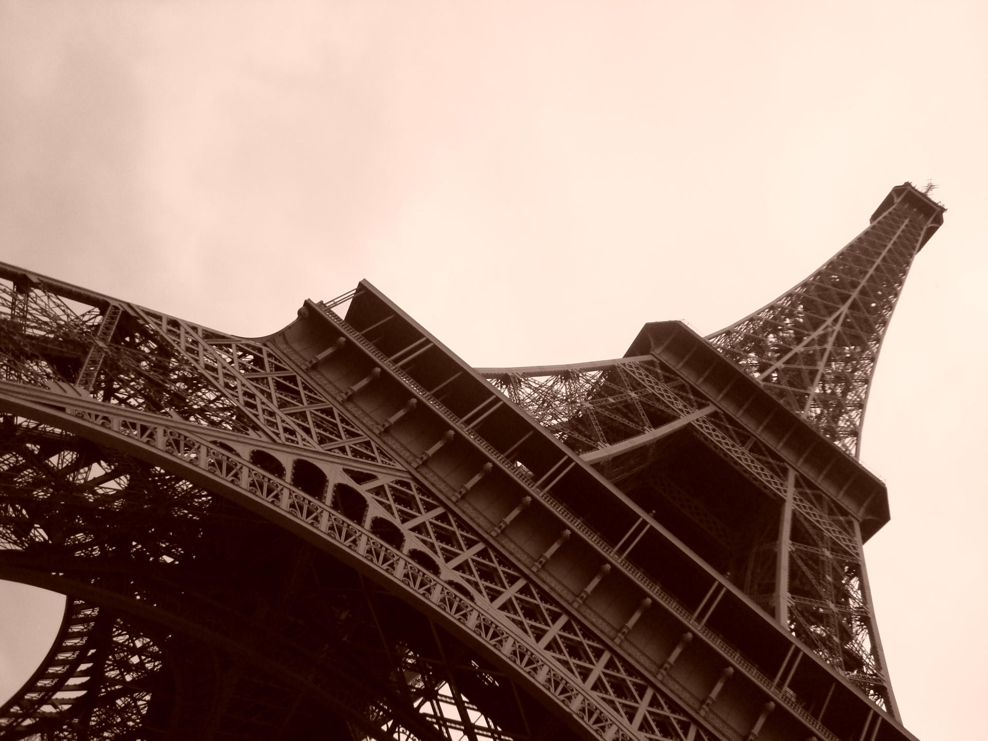 Mi foto artística, tomada desde la cola de acceso (interminable, ir con paciencia)