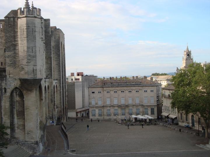 Explanada frente al Palacio