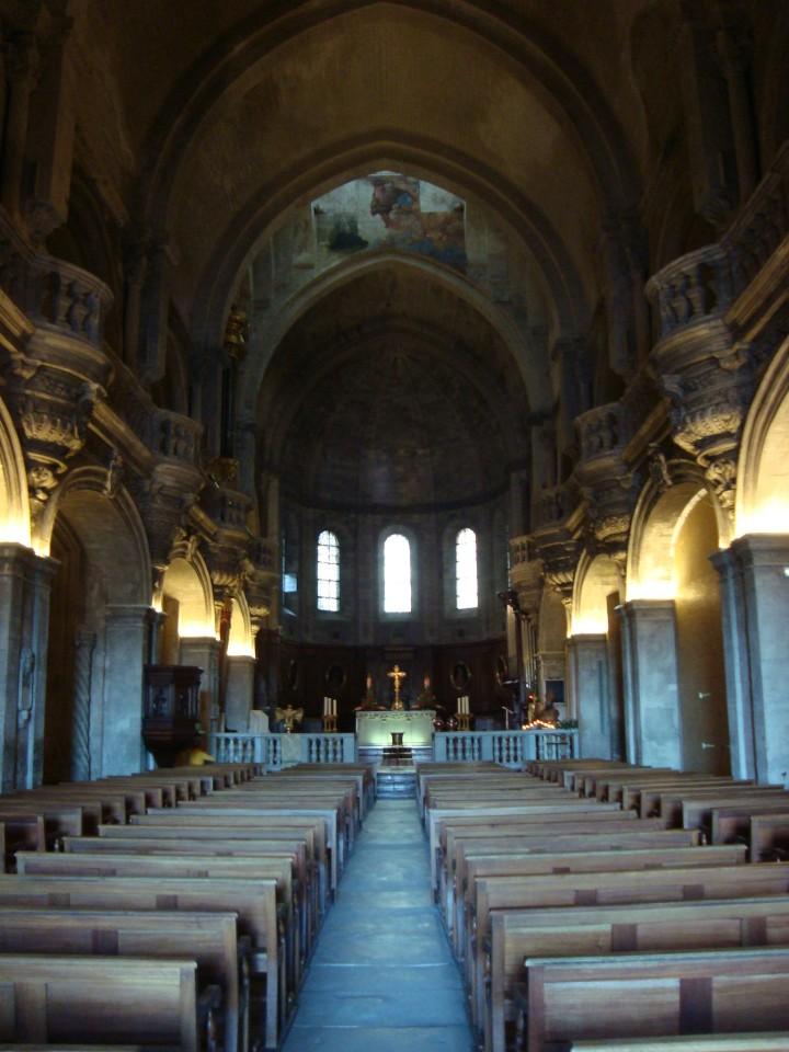 La catedral de Avignon