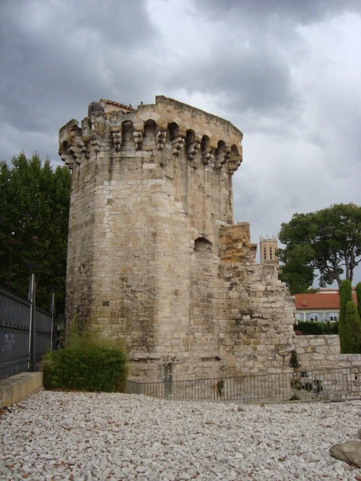 Ruinas romanas de los baños termales