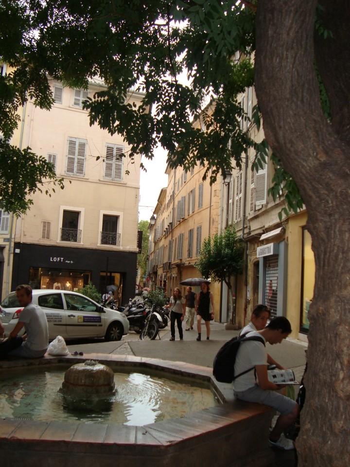 Aix-en-Provence - Fuente