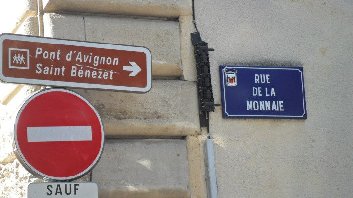Camino al Pont Saint Bénezet