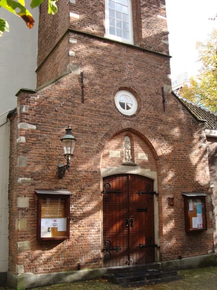Iglesia en Begijnhof