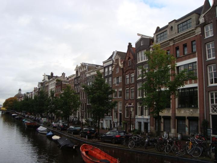 Bienvenidos a Amsterdam
