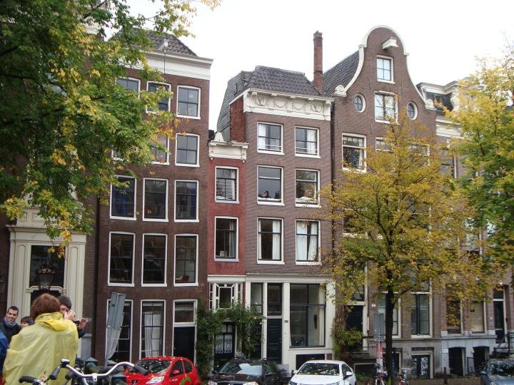 La casa más estrecha de Amsterdam