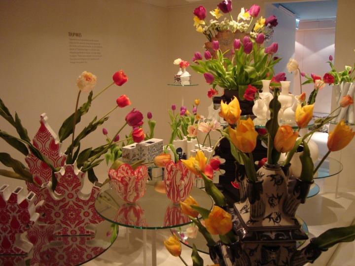 Museo del tulipán. Una de mis flores favoritas.